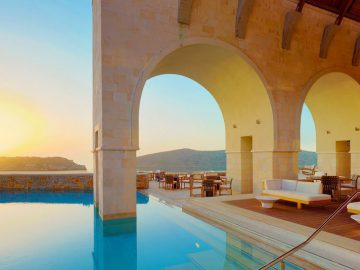Blue Palace, Resort & Spa en Crete, Grecia